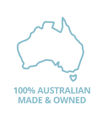 100% Australian Made & Owned