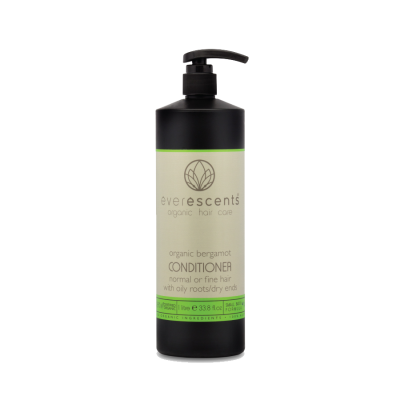 EverEscents Organic Bergamot Conditioner 1L