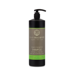 EverEscents Organic Bergamot Shampoo 1L