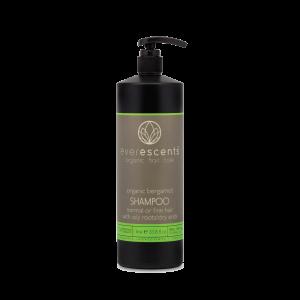 EverEscents Organic Bergamot Shampoo 1L