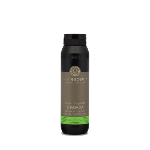 EverEscents Organic Bergamot Shampoo 250ml