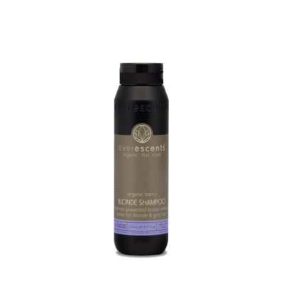 EverEscents Organic Blonde Shampoo 250ml