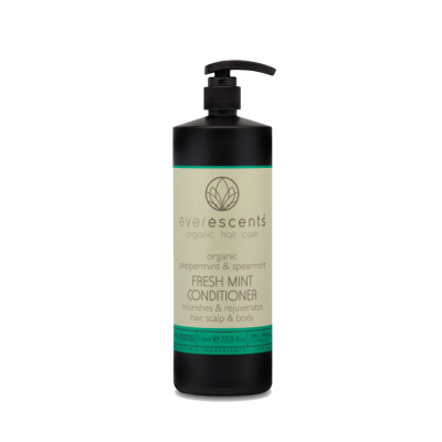EverEscents O`rganic Fresh Mint Conditioner 1L