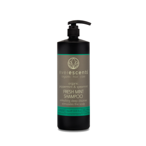 EverEscents Organic Fresh Mint Shampoo 1L