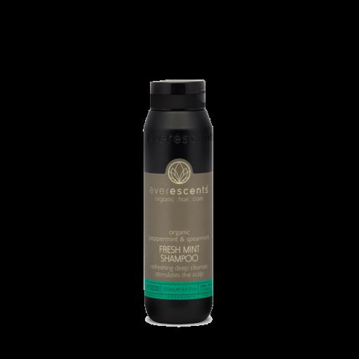 EverEscents Organic Fresh Mint Shampoo 250ml