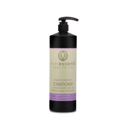 EverEscents Organic Lavender Conditioner 1L