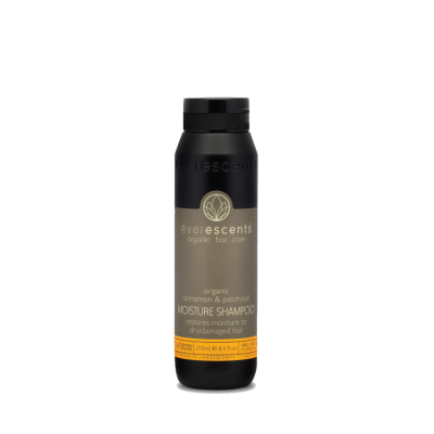 EverEscents Organic Moisture Shampoo 250ml