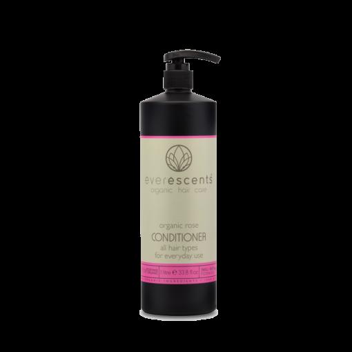 EverEscents Organic Rose Conditioner 1L