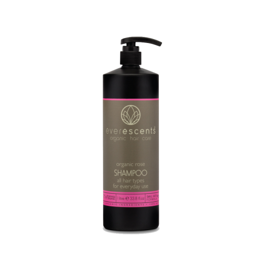 EverEscents Organic Rose Shampoo 1L