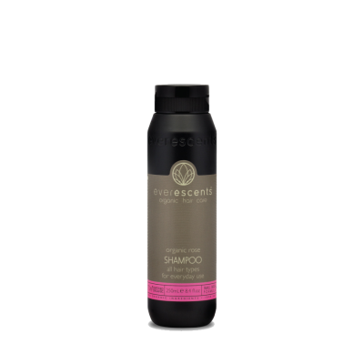 EverEscents Organic Rose Shampoo 250ml