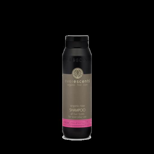 EverEscents Organic Rose Shampoo 250ml