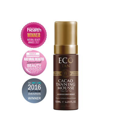 Eco Tan-Cacao Tanning Mousse