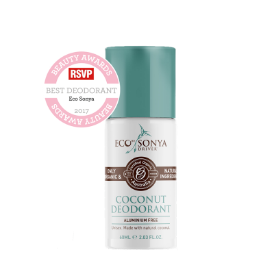 Eco Tan-Coconut Deodorant