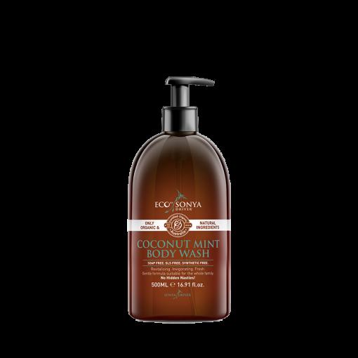 Eco Tan-Coconut Mint Body Wash